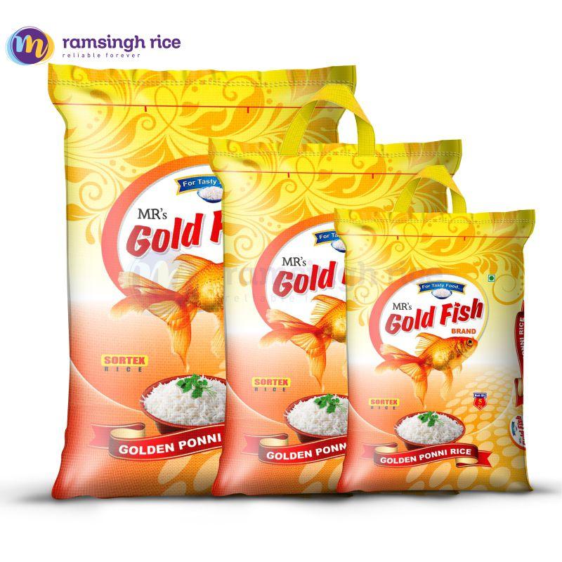 Gold Fish Rajabogam – கோல்ட் பிஷ் இராஜபோகம் அரிசி